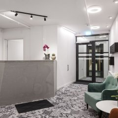Niro Hotel Apartments интерьер отеля