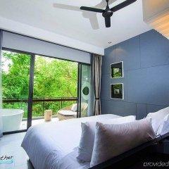 Отель Foto Hotel Таиланд, Пхукет - 12 отзывов об отеле, цены и фото номеров - забронировать отель Foto Hotel онлайн комната для гостей фото 3