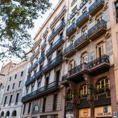 Отель Ramblas Hotel Испания, Барселона - 10 отзывов об отеле, цены и фото номеров - забронировать отель Ramblas Hotel онлайн вид на фасад