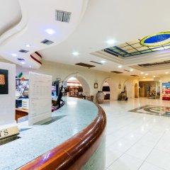 Topaz Hotel интерьер отеля