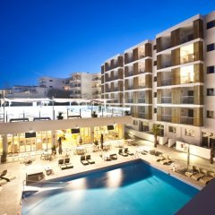 Апартаменты Ryans Ibiza Apartments - Adults Only бассейн фото 2