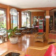 Отель The Siam Guest House питание