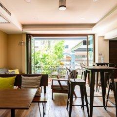 Отель Maneeya Park Residence Бангкок питание