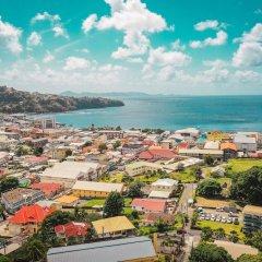 Отель Grenadine House пляж