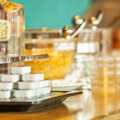 Отель Perea Hotel Греция, Агиа-Триада - 7 отзывов об отеле, цены и фото номеров - забронировать отель Perea Hotel онлайн питание фото 3
