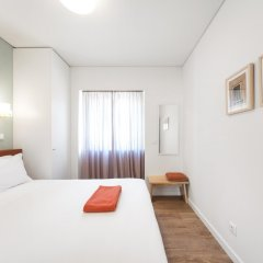 Апартаменты Lisbon Serviced Apartments - Avenida комната для гостей