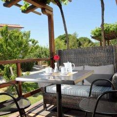Отель Antigoni Beach Resort балкон