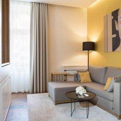 Отель Dominic Smart & Luxury Suites Terazije комната для гостей