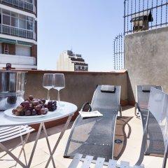 Отель Habitat Apartments ADN Испания, Барселона - отзывы, цены и фото номеров - забронировать отель Habitat Apartments ADN онлайн балкон
