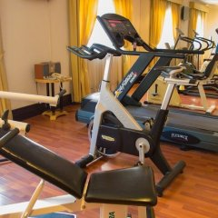 Le Royal Hotel фитнесс-зал