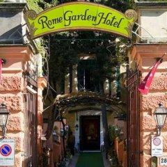Отель Rome Garden Рим городской автобус