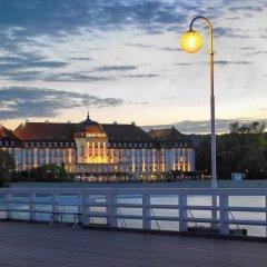 Отель Sofitel Grand Sopot Польша, Сопот - отзывы, цены и фото номеров - забронировать отель Sofitel Grand Sopot онлайн приотельная территория