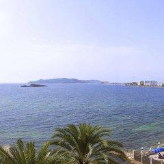 Hotel Playasol Maritimo пляж