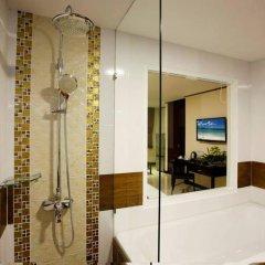Отель Orchid Resortel ванная фото 3