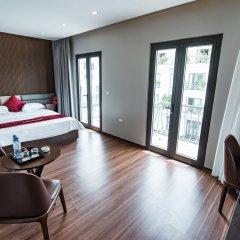 Ha Long Trendy Hotel комната для гостей фото 3