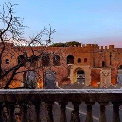 Отель Relais At Via Veneto Италия, Рим - отзывы, цены и фото номеров - забронировать отель Relais At Via Veneto онлайн балкон