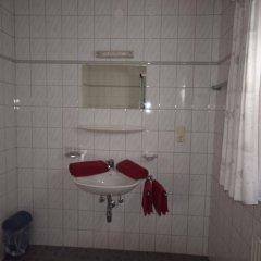Отель Haus Romana Австрия, Хохгургль - отзывы, цены и фото номеров - забронировать отель Haus Romana онлайн ванная