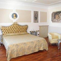 Hotel Villa Medici Рокка-Сан-Джованни комната для гостей фото 5