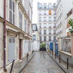 Апартаменты Bright Studio in Paris 18th