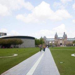 Отель Inner Amsterdam спортивное сооружение