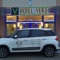 Отель Verdi Италия, Виченца - 1 отзыв об отеле, цены и фото номеров - забронировать отель Verdi онлайн спортивное сооружение
