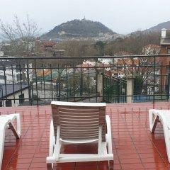 Отель Hsuites96- Villa Unifamiliar- Parking Gratis Сан-Себастьян балкон