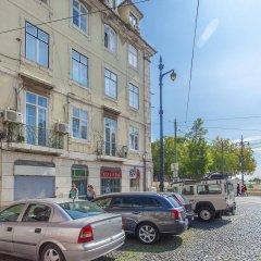 Отель Lisbon Old Town Guest House парковка