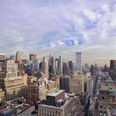 Renaissance New York Midtown Hotel балкон