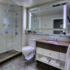 Отель Fairmont Le Chateau Frontenac Канада, Квебек - отзывы, цены и фото номеров - забронировать отель Fairmont Le Chateau Frontenac онлайн ванная фото 2