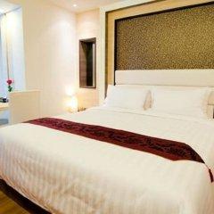 Отель Privacy Suites Бангкок комната для гостей
