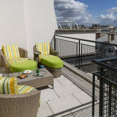 Majestic Hotel - Spa Paris балкон фото 2