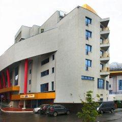 Отель Дивс Екатеринбург парковка