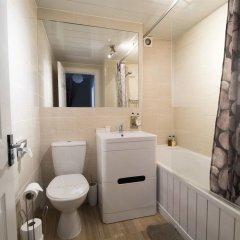 Отель Time and Tide Apartments Великобритания, Глазго - отзывы, цены и фото номеров - забронировать отель Time and Tide Apartments онлайн ванная