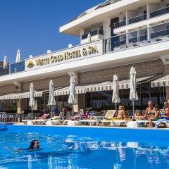 White Gold Hotel & Spa - All Inclusive бассейн фото 2