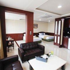 Отель Inter City Seoul комната для гостей фото 5