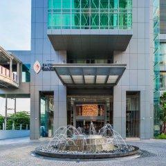 Отель Eastin Grand Hotel Sathorn Таиланд, Бангкок - 10 отзывов об отеле, цены и фото номеров - забронировать отель Eastin Grand Hotel Sathorn онлайн вид на фасад