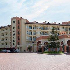 Miramare Beach Hotel Турция, Сиде - 1 отзыв об отеле, цены и фото номеров - забронировать отель Miramare Beach Hotel онлайн парковка