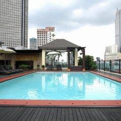 Отель The Grand Sathorn Таиланд, Бангкок - отзывы, цены и фото номеров - забронировать отель The Grand Sathorn онлайн бассейн фото 2