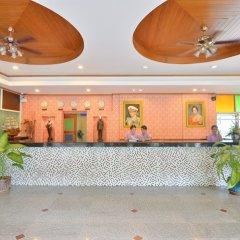 Отель Tri Trang Beach Resort by Diva Management интерьер отеля