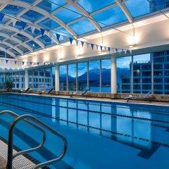 Отель Auberge Vancouver Hotel Канада, Ванкувер - отзывы, цены и фото номеров - забронировать отель Auberge Vancouver Hotel онлайн бассейн фото 2