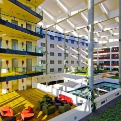 Отель Courtyard by Marriott Prague Airport балкон