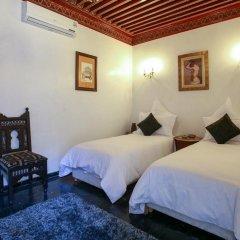 Отель Riad & Spa Ksar Saad Марокко, Марракеш - отзывы, цены и фото номеров - забронировать отель Riad & Spa Ksar Saad онлайн комната для гостей фото 3