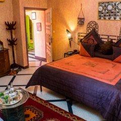 Отель Le Petit Riad Марокко, Уарзазат - отзывы, цены и фото номеров - забронировать отель Le Petit Riad онлайн комната для гостей фото 4