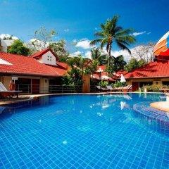 Отель Horizon Patong Beach Resort And Spa Пхукет бассейн фото 3