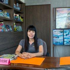 Patong 7Days Premium Hotel Phuket питание