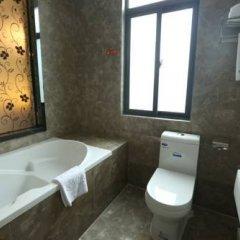 Отель Xiamen Jingbang Hotel Китай, Сямынь - отзывы, цены и фото номеров - забронировать отель Xiamen Jingbang Hotel онлайн ванная фото 2