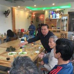 Hoang De Hotel Далат гостиничный бар