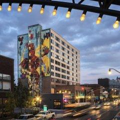 Отель Graduate Columbus США, Колумбус - отзывы, цены и фото номеров - забронировать отель Graduate Columbus онлайн фото 3