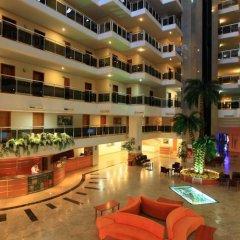 Отель Porto Azzurro Delta Окурджалар интерьер отеля