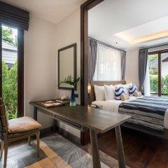 Отель The Pool Villas By Peace Resort Samui Таиланд, Самуи - отзывы, цены и фото номеров - забронировать отель The Pool Villas By Peace Resort Samui онлайн комната для гостей фото 4